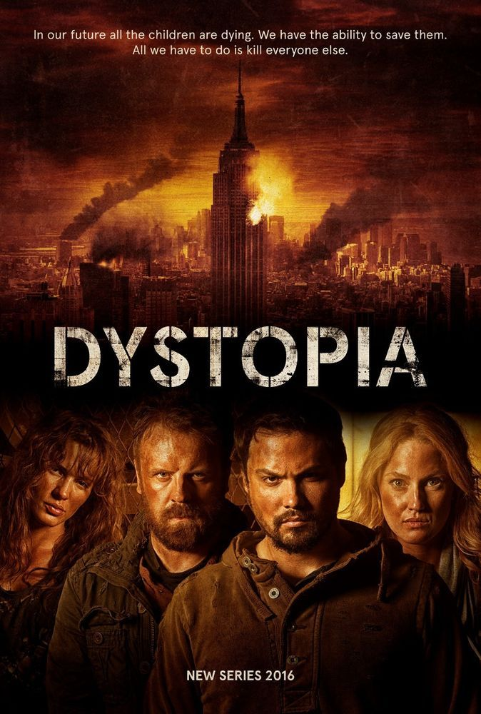 Dystopia HiRes Movie Michael copon, Dystopia, Tv series