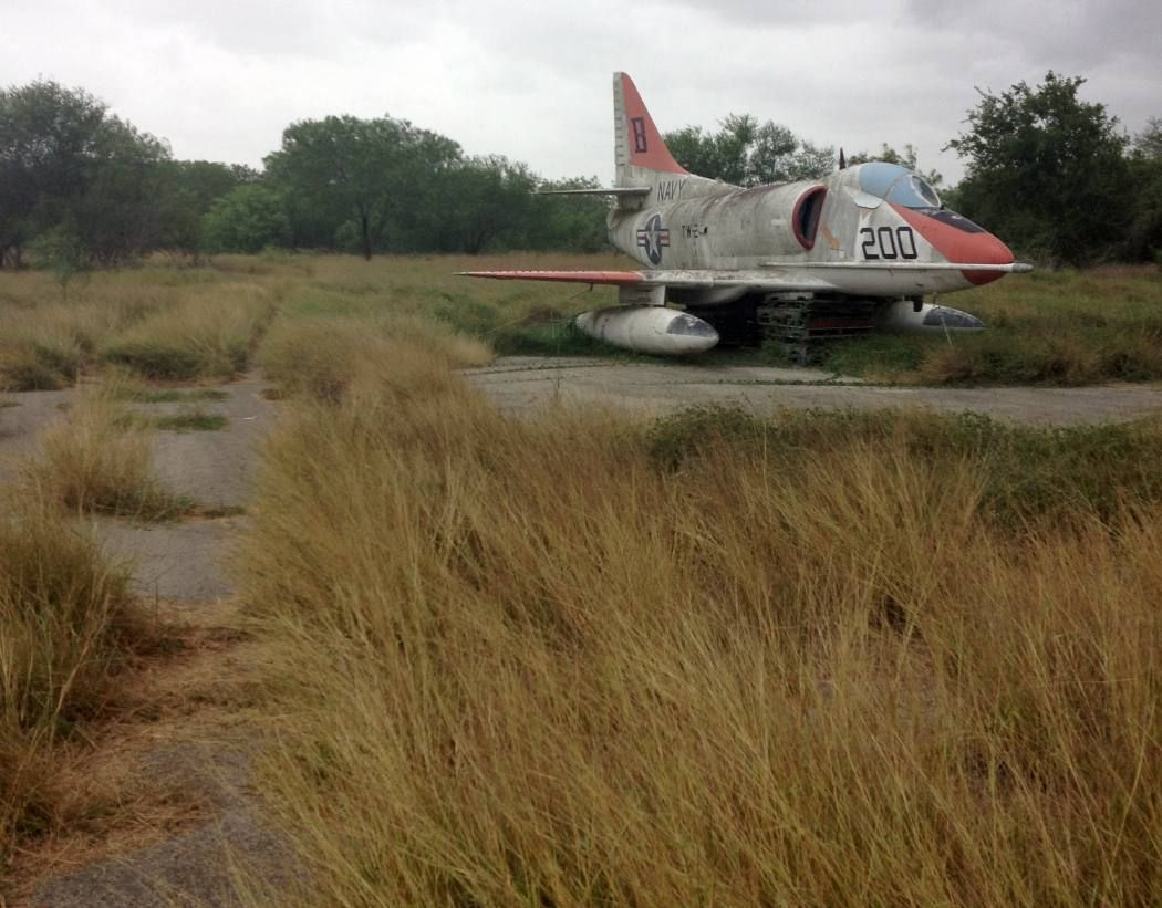 Abandoned & LittleKnown Airfields Texas, Southern Corpus