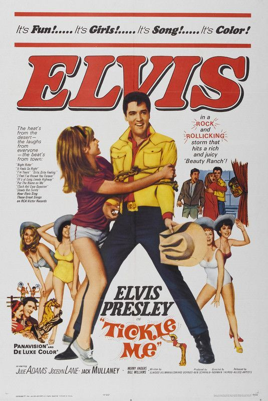elvis presley films