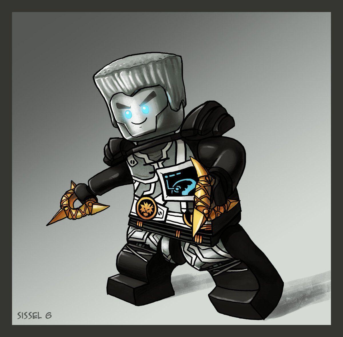 Sissel g sisselicious twitter lego ninjago - Ninjago lego zane ...