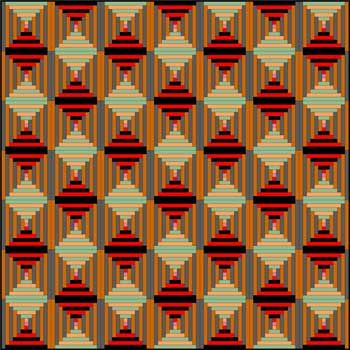 Courthouse Steps Quilt Pattern: Fast and Fun Beginner Quilt | Log ... : courthouse quilt pattern - Adamdwight.com