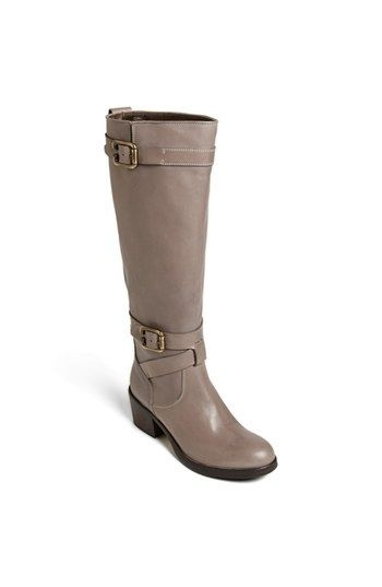 AGL Buckle Riding Boot