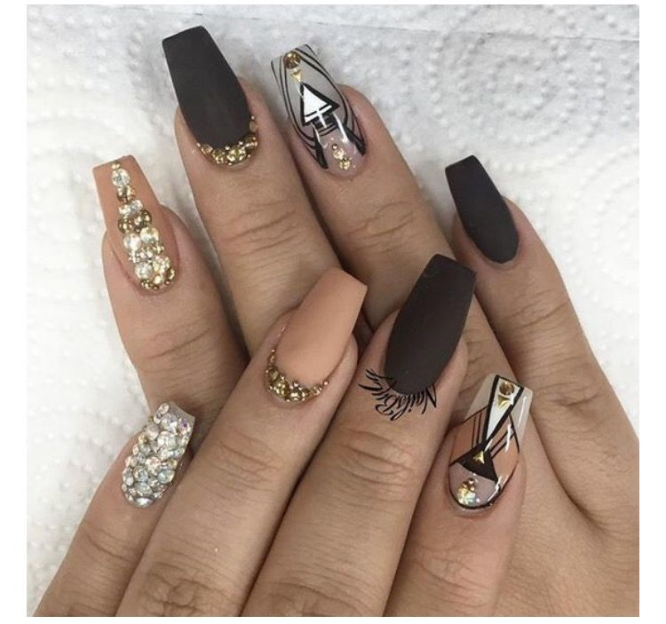 Pin By Miki Mhk On Nails Pinterest Crazy Nails And Make Up