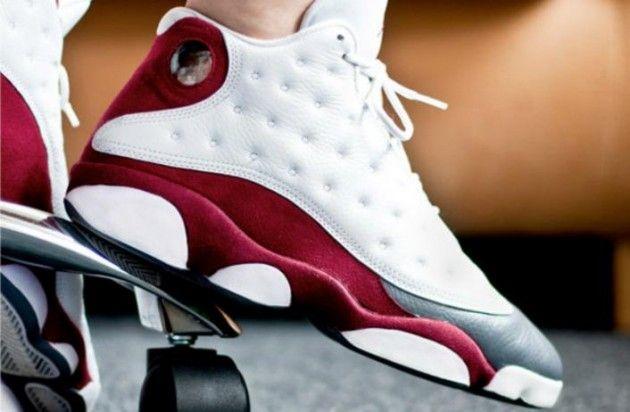 pretty nice b147a 96b4e Air Jordan 13 - Grey Toe (2014)   KicksOnFire.com