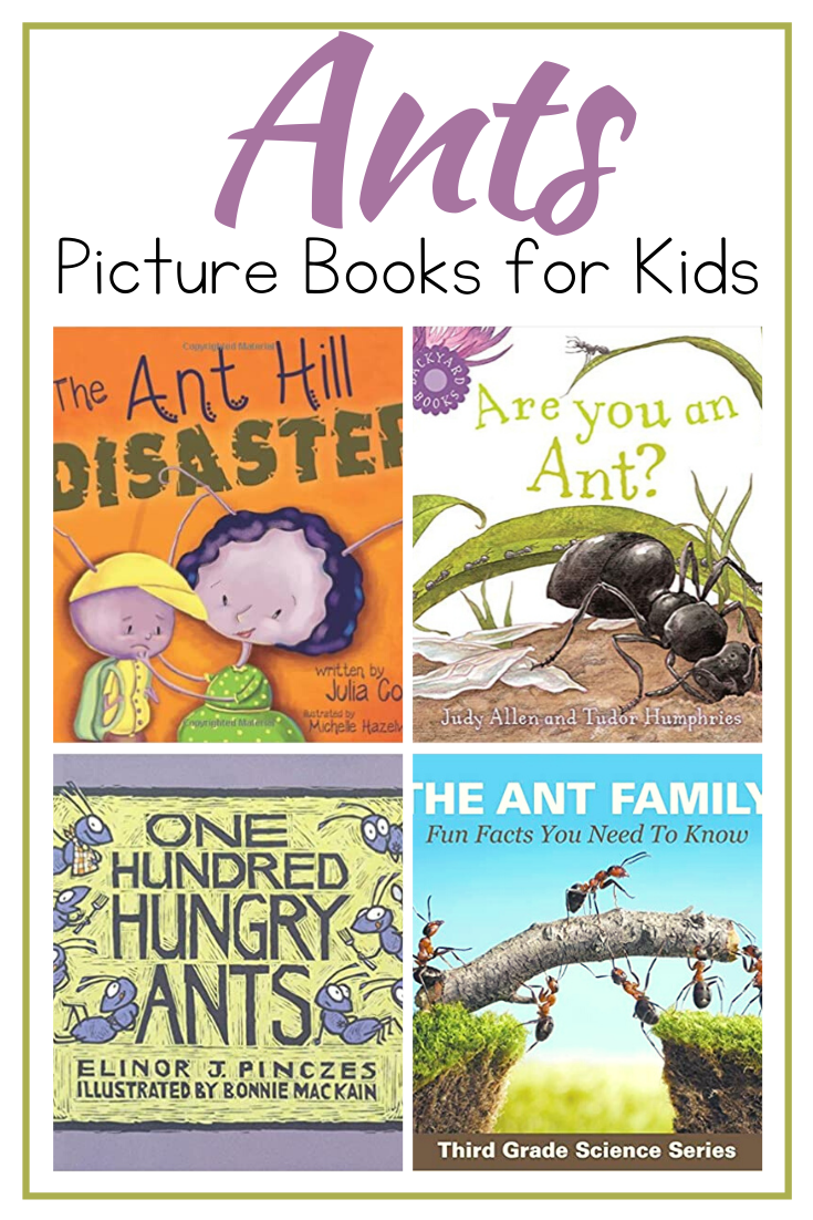 15 Amazing Picture Books About Ants For Preschoolers Preschool Books Picture Book Spring Books [ 1102 x 735 Pixel ]