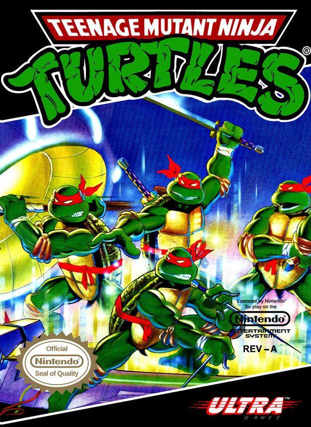Which 8 Bit Nintendo Character Is Your Bestie Ninja Turtle Games Tmnt Video Game Turtle Games