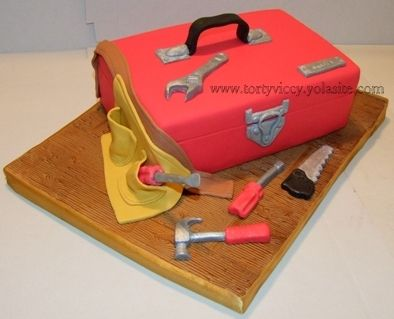 Tool Box Cupcakes Cakes Cookies Candy Pinterest
