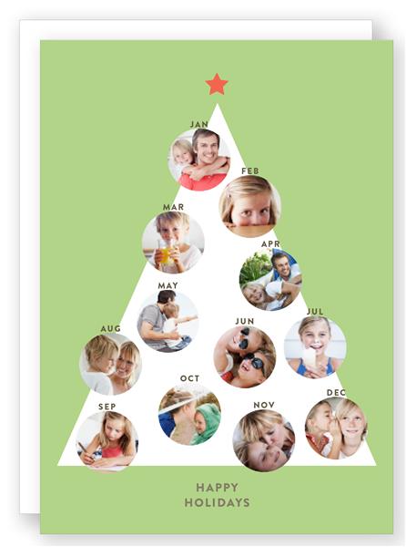 Phototree Christmas Card