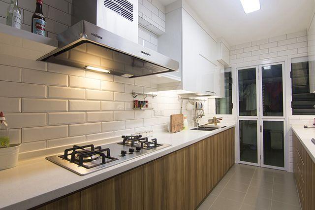 5 amazing hdb bto renovation projects shared by homeowners renotalk singapore latest kitchen on kitchen ideas singapore id=48891
