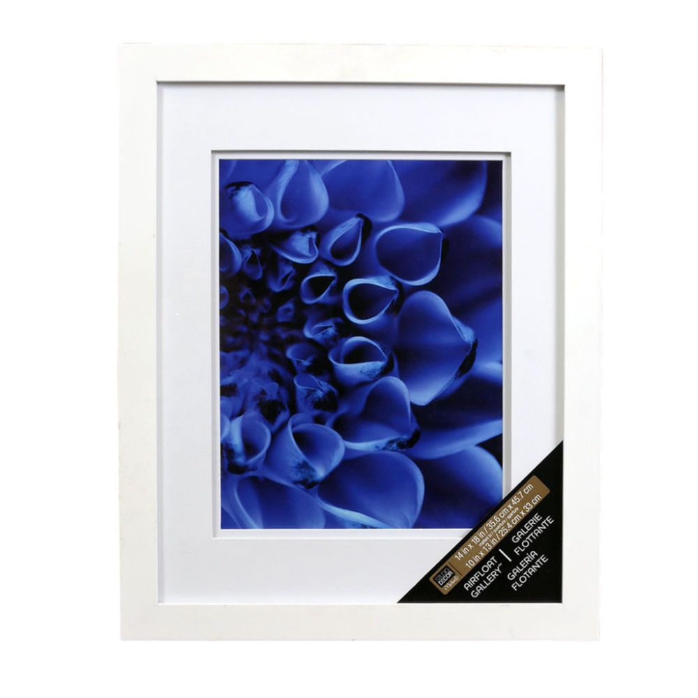 White Gallery Wall Frame With Double Mat By Studio Decor Gallery Wall Frames Frames On Wall Picture Frame Display