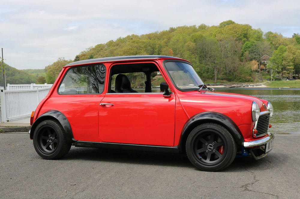 Mini : Cooper Cooper Classic 200hp B18C RHD Show Car   Minis ...
