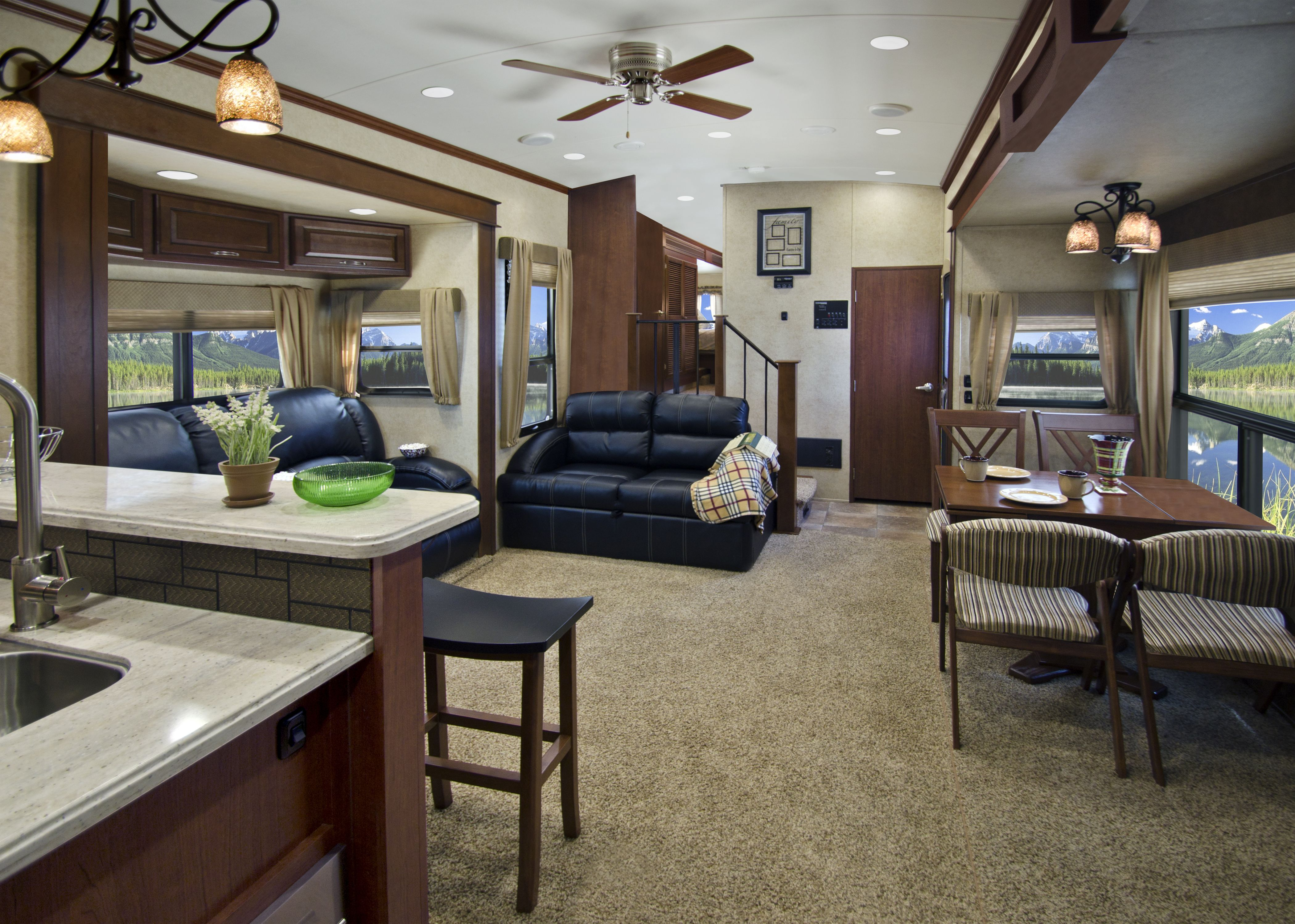 Charming EverGreen RV Introduces Rear Kitchen Bay Hill Fifth Wheel U2013 Vogel . Images