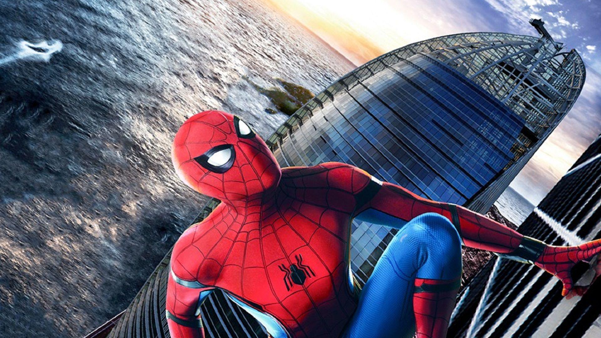 Movie Spider Man Homecoming Spider Man Hd Dubai Wallpaper Spiderman Spiderman Images Iron Man Hd Wallpaper