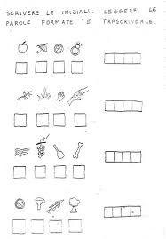 Parole trisillabe cerca con google parole schede for Parole capricciose esercizi