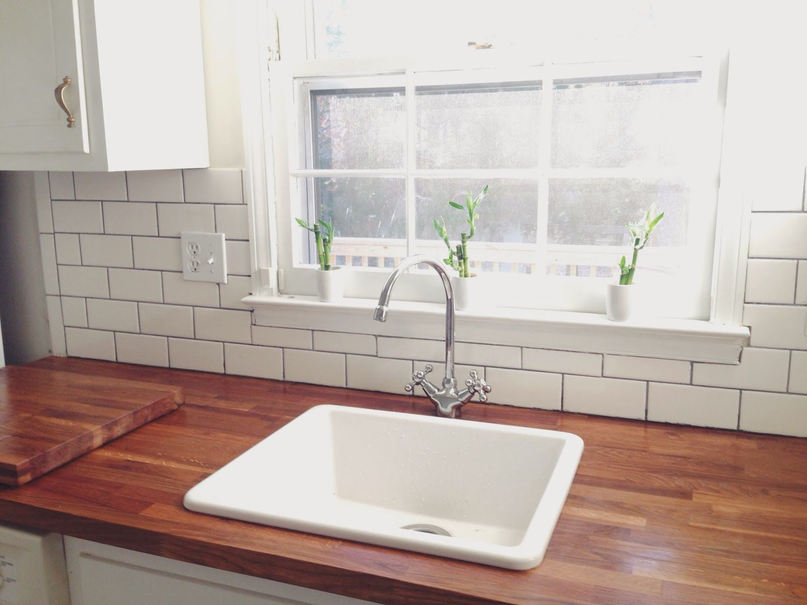 How to Protect a Butcher Block Countertop – My Yankee Roots ...