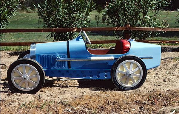 Stevenson Projects Pedal Car in 2020 Bugatti, Pedal cars