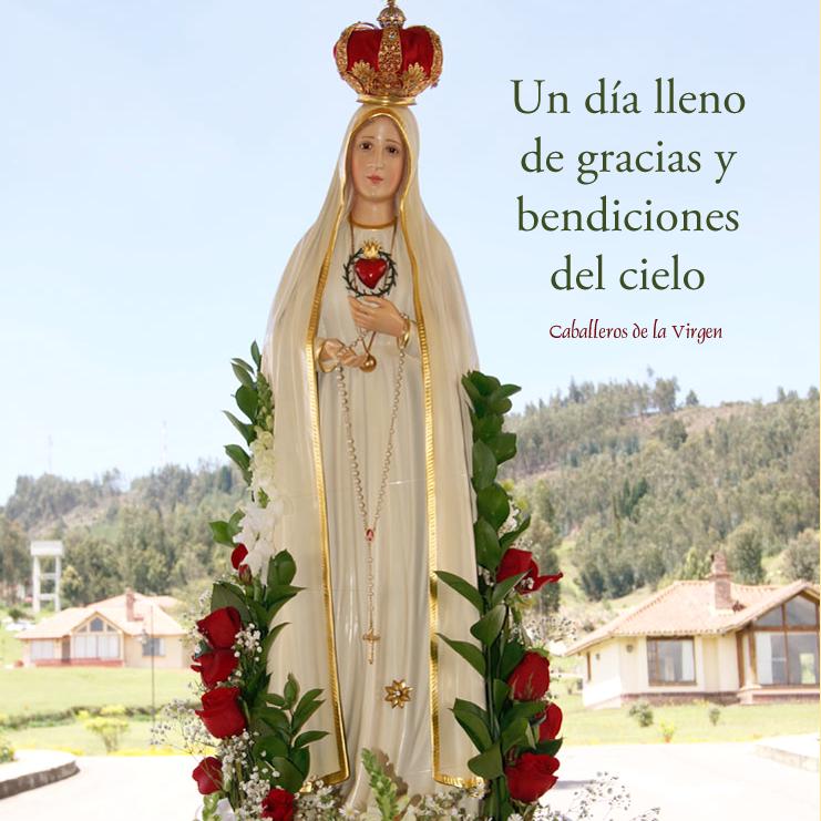 Blog de contenido espiritual Católico