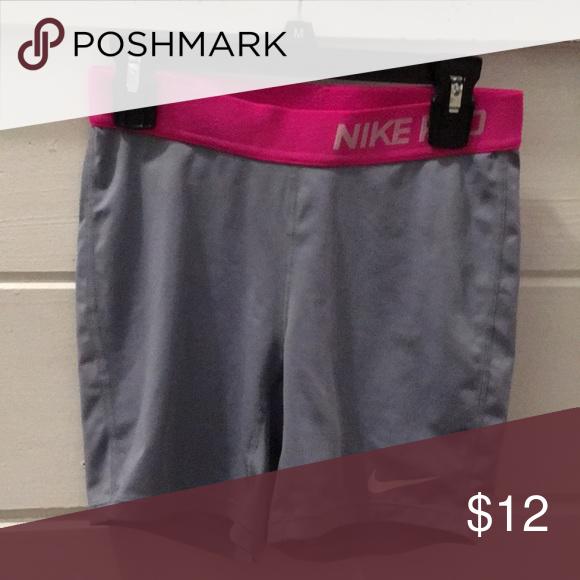 nike compression shorts girls