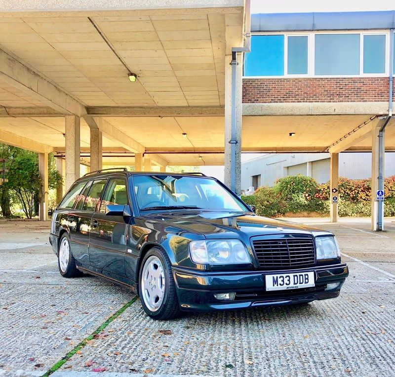 1994 Mercedes Benz E Class E320 For Sale