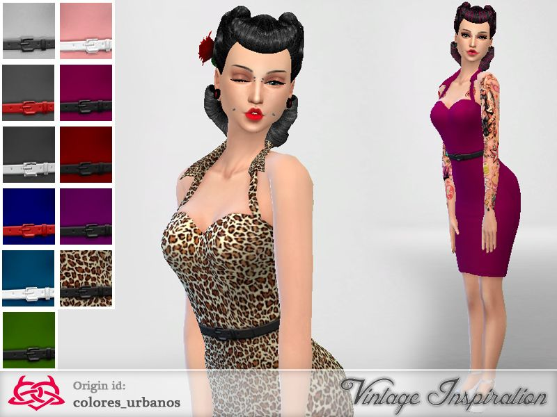 Found in TSR Category  Sims 4 Female Everyday. 64 best sims 4 rockabilly pinup style images on Pinterest   Pinup