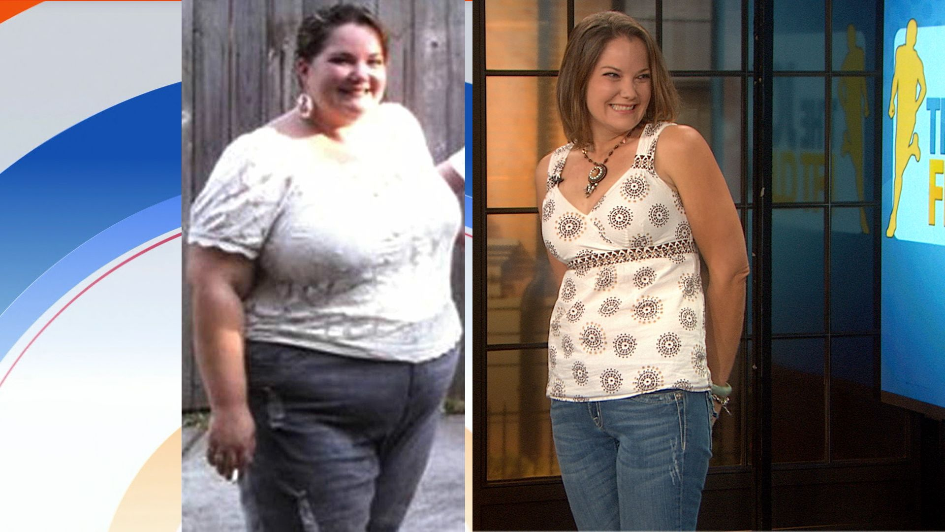 Woman who dropped 171 pounds feels 'illegally wonderful'