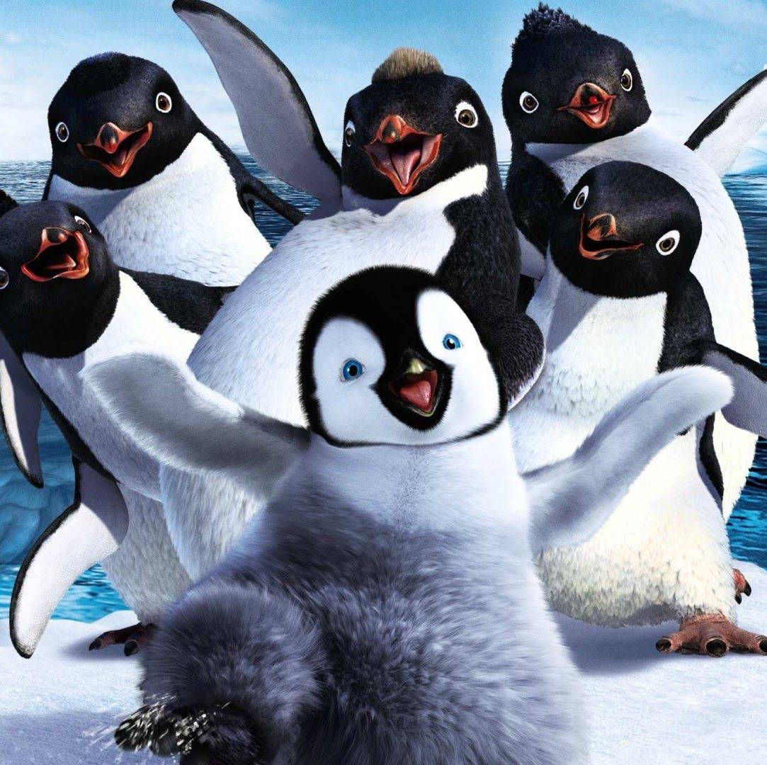School It Why You Must See Happy Feet Two Pinguins Animatie Dieren