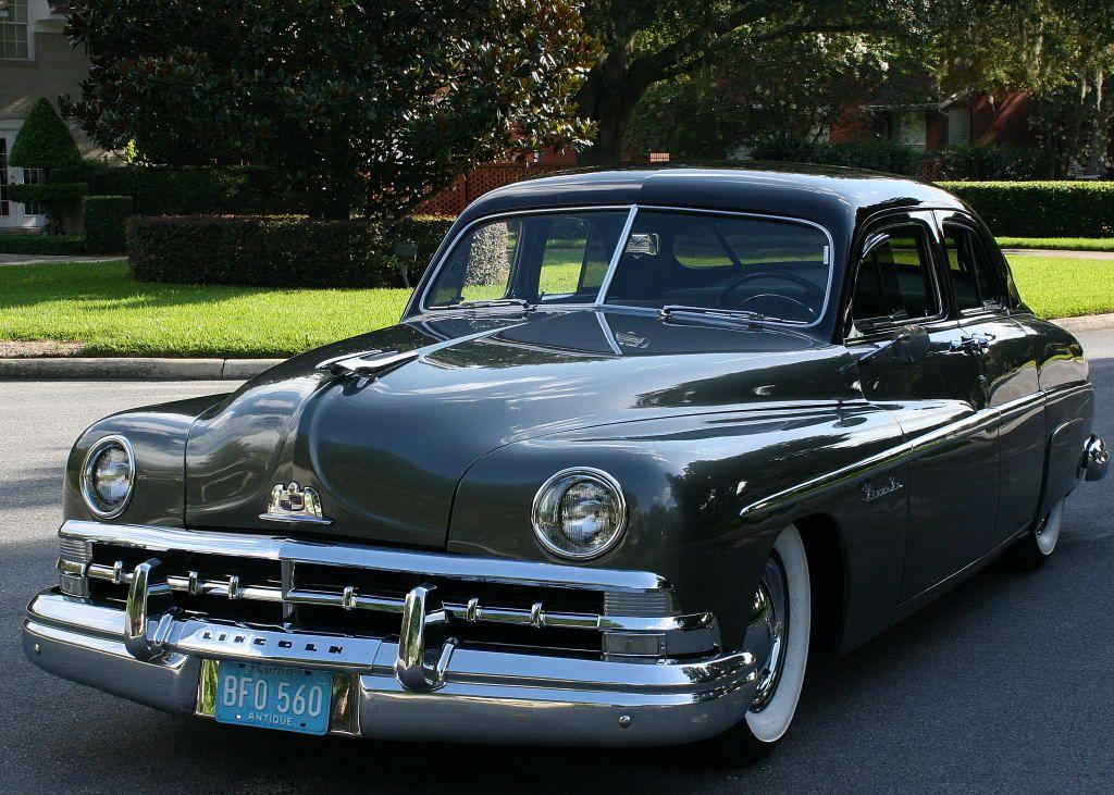 '50 Lincoln eBay Lincoln cars, Classic cars