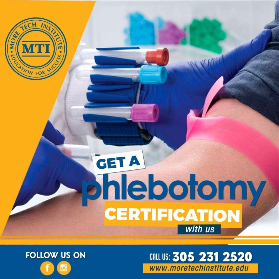 Begin A Successful Career By Earning Your Phlebotomy Certification