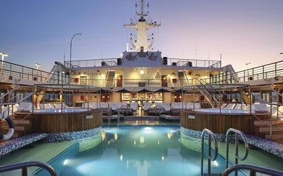 The Top 10 Large-Ship Ocean Cruise Lines | Ocean cruise ...