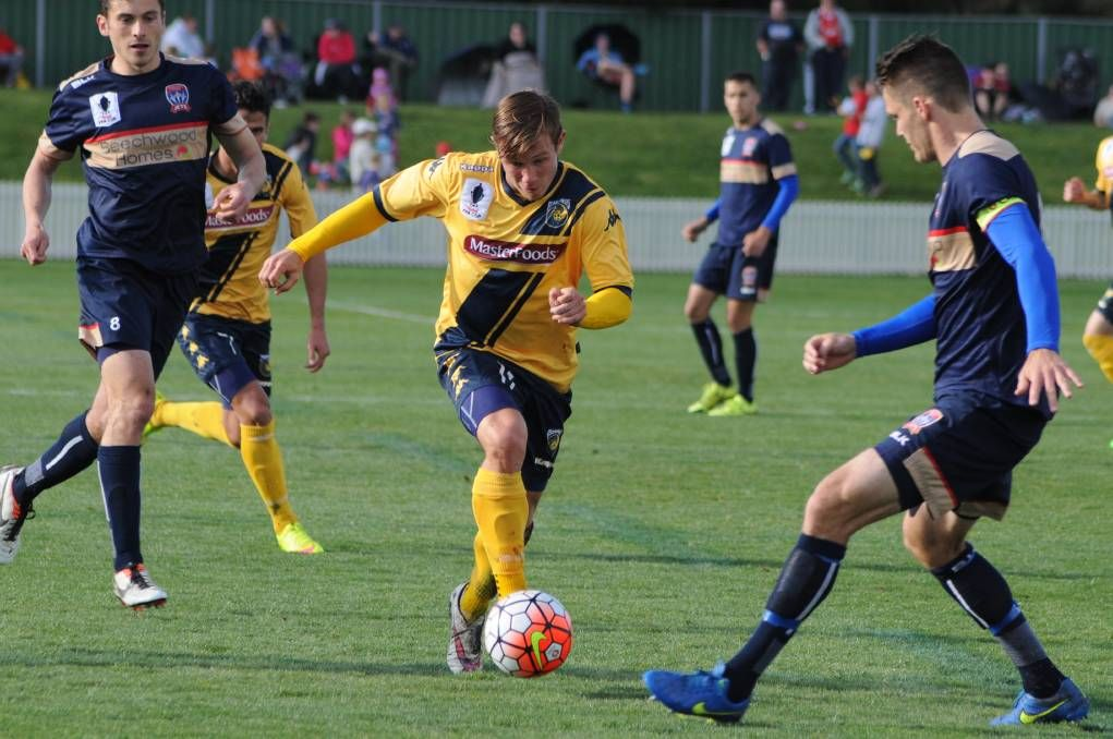 Newcastle Jets vs Central Coast Mariners Live Coverage