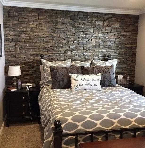 Small Master Bedroom Ideas for Couples Decor_26 | Rustic ...