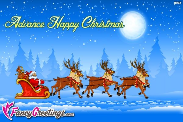 Advance happy christmas happy christmas cards in advance pinterest advance happy christmas m4hsunfo