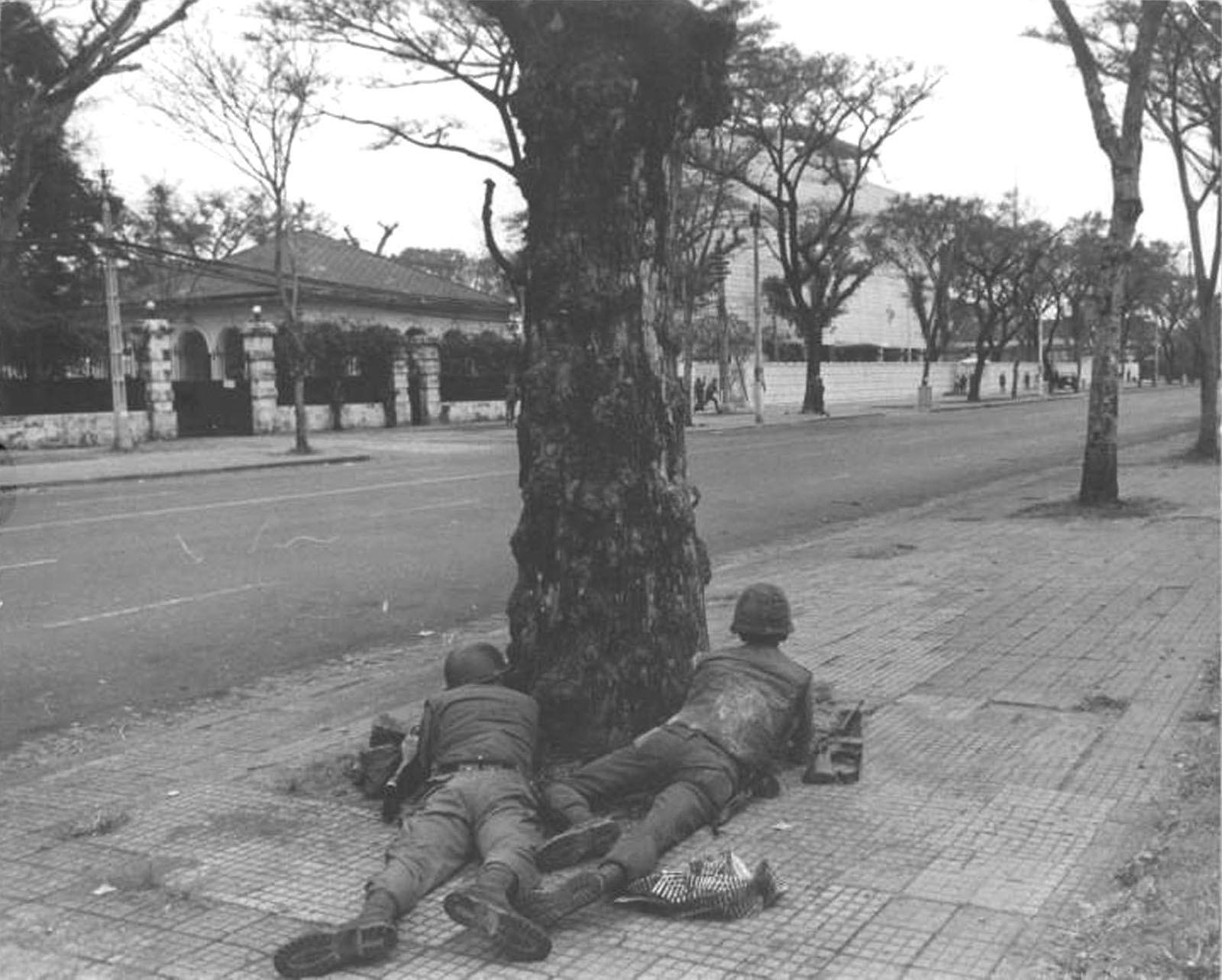 SAIGON 1968 Tet Offensive in 2020 Saigon, South