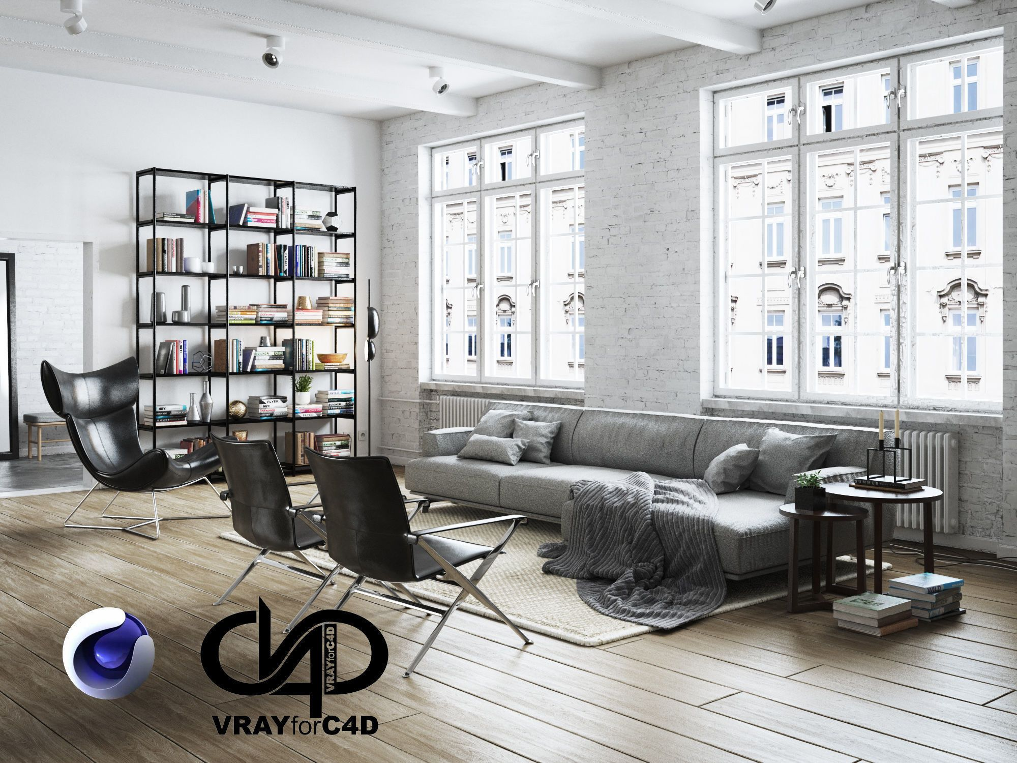 Pin by CGTrader on 3D Architectural Interior in 2019