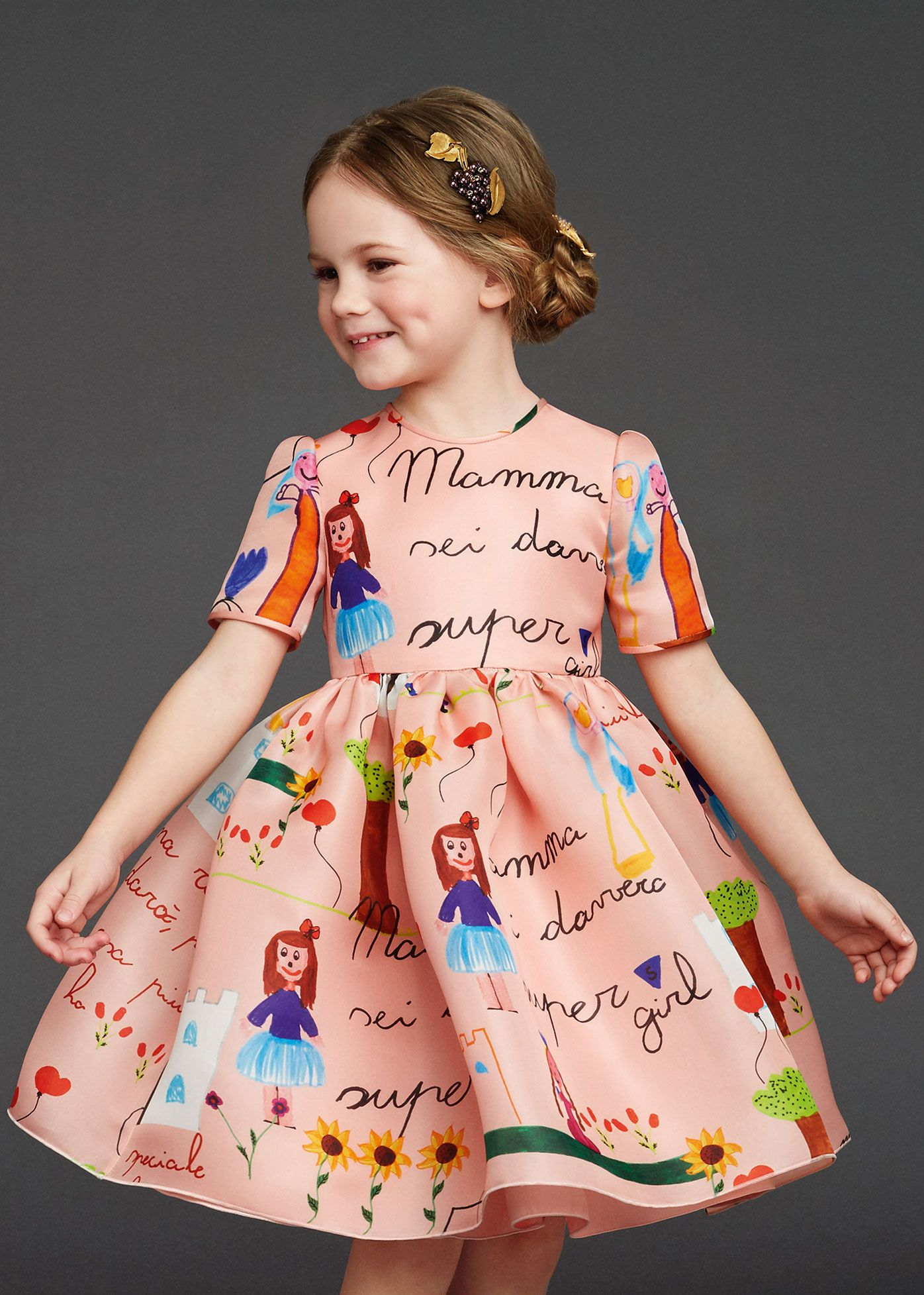 d0d160ee3 Dolce   Gabbana Children Winter Collection 2016