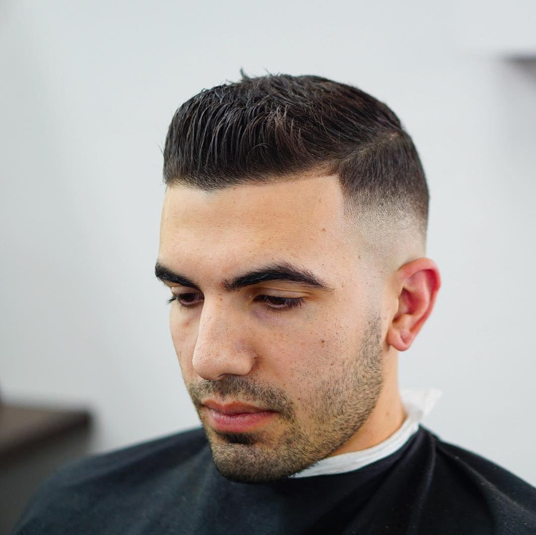 types of fade haircuts   fade haircut