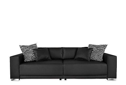 Big Sofa In Kunstleder Softlux Im Online Shop Von Baur Versand