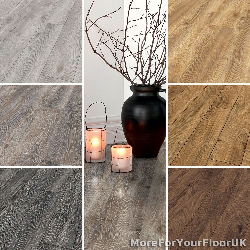 Laminate Flooring 12mm Thick Part - 44: Mammoth Laminate Flooring 12mm Thick, Quality Flooring, FREE DELIVERY,  CHEAPEST