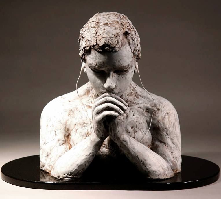 BOB CLYATT #BOB #CLYATT #BOBCLYATT #Facevinyl #FacevinylSELECTION #SELECTION #sculpture