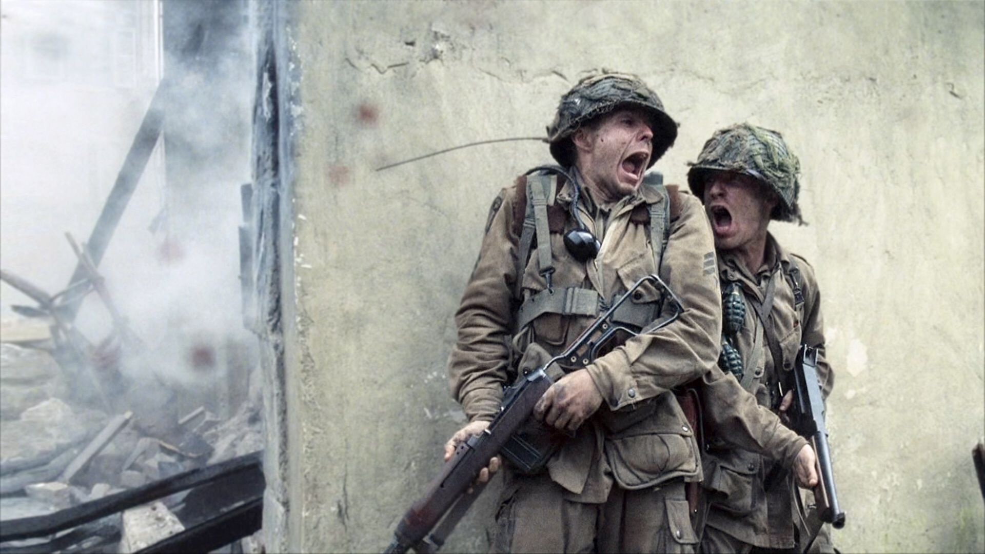 """""""I have no idea!"""" -George Luz, played by Rick Gomez-Band of Brothers ♠️"""