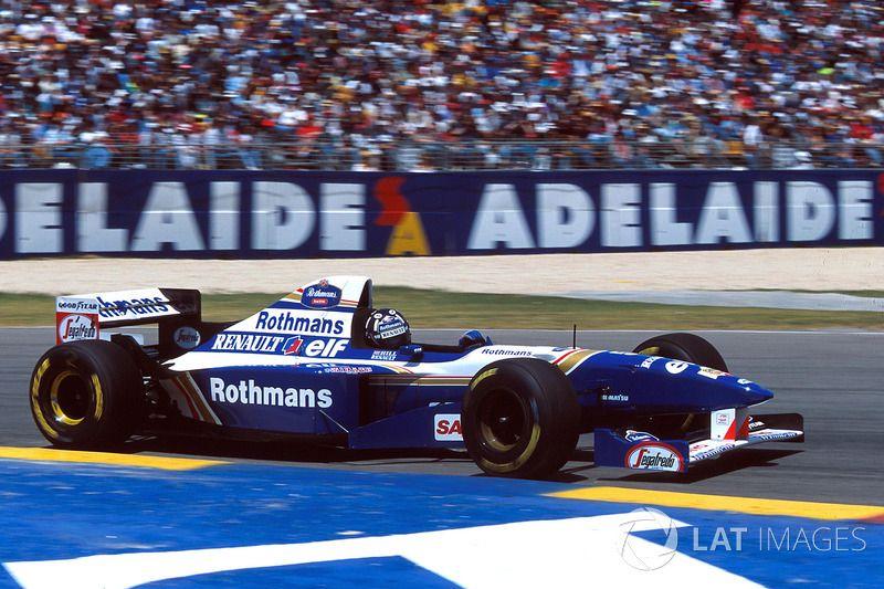 1995 WilliamsRenault FW17B F12018 Damon hill, Autos