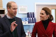 The Duke And Duchess Of Cambridge Visit North Wales #northwales