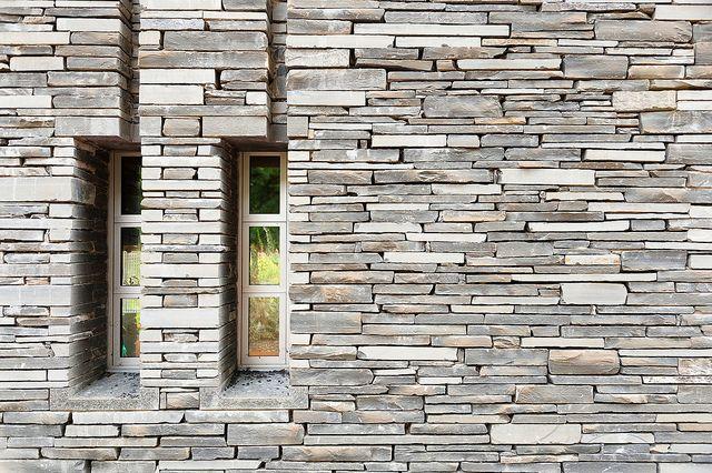 The John Hope Gateway Stone Masonry Architectural Elements Exterior Cladding