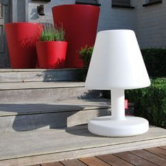 Lampe Fatboy Edison The Grand Lampe Fatboy Terrasse Bois Decoration Maison