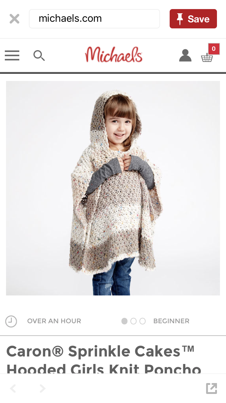 Boye® Stitch Holders | Knitted poncho, Ponchos and Knit patterns