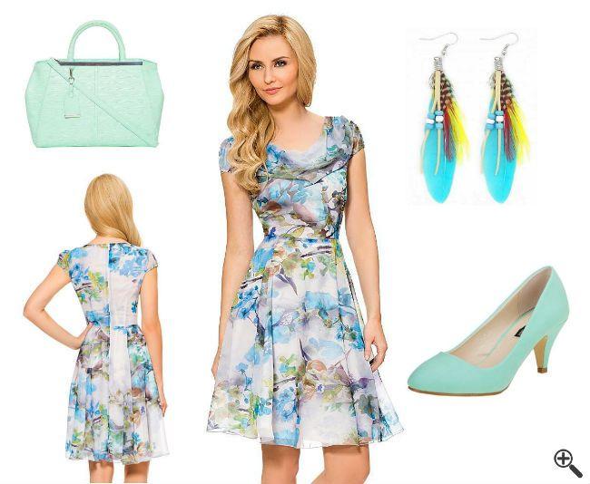 Sommerkleider für Teenager + Outfit Ideen: http://www.kleider-deal.de/schoene-sommerkleider-fuer-teenager-knielang-outfit-ideen/ #Sommerkleider #Kleider #Dress #Outfit #Teenager #Sommer #Fashion #Mode