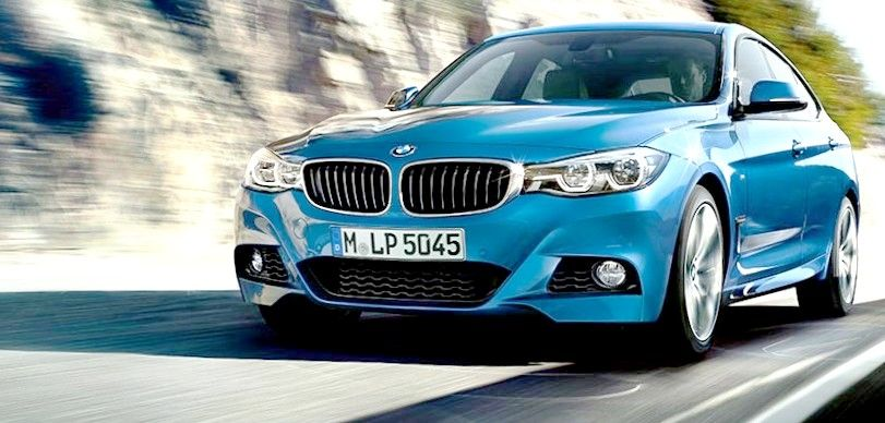 Bmw 3 Series Gt Facelift Revealed Car News Bmw 3 Series Gt Bmw Bmw 3 Series