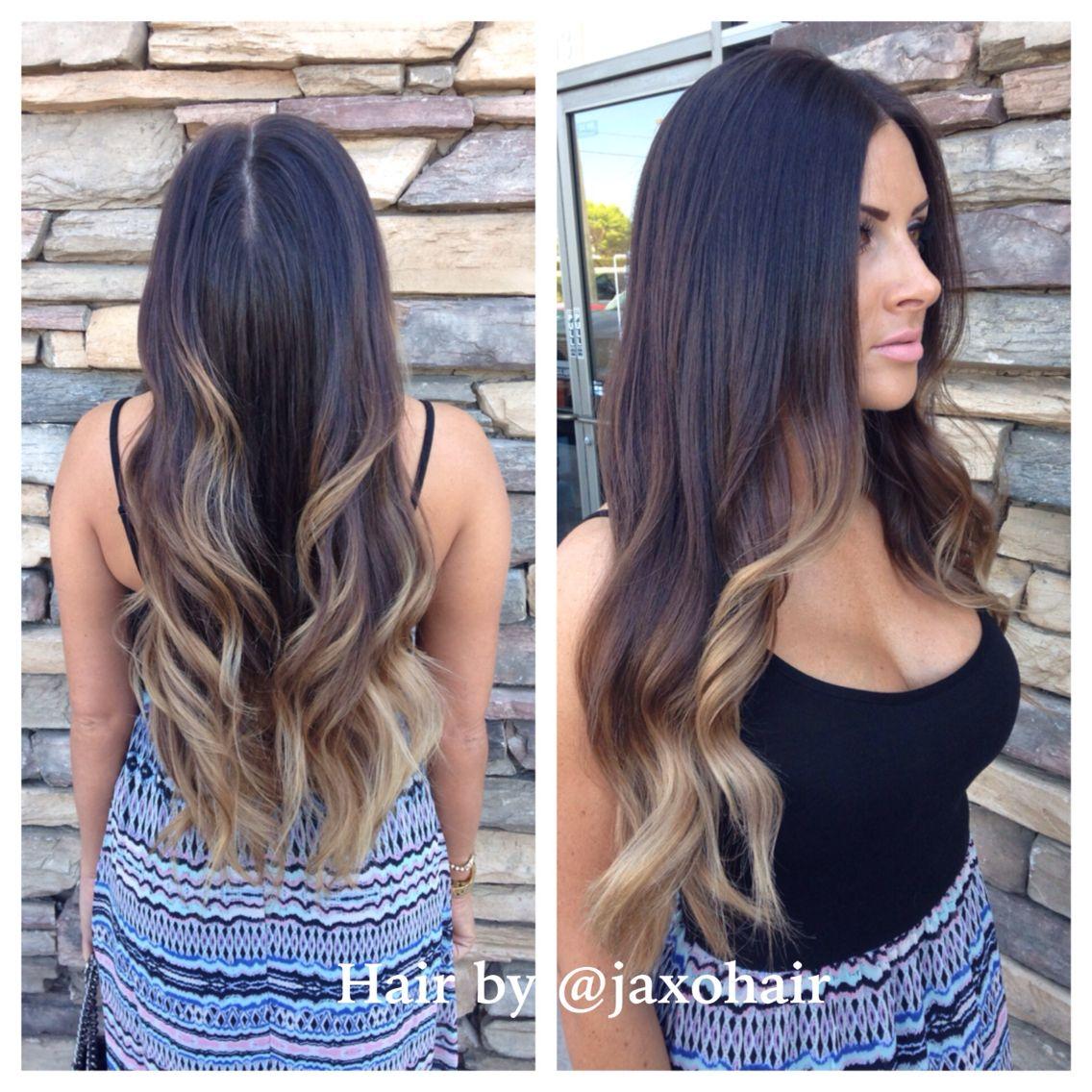 Ombre hair jaxohair highlights cabello pinterest ombre hair