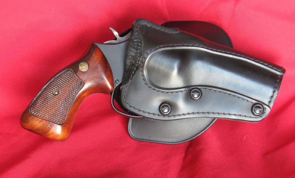Favorite S&W 686 holster   Double Action Revolver Holster   Pinterest