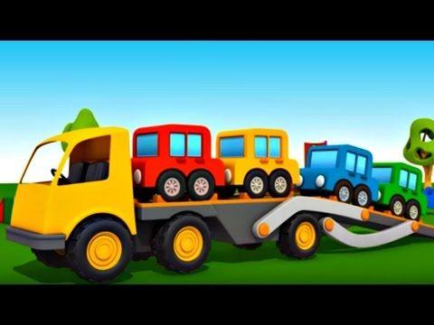 Leo Junior Kucuk Bir Ekskavator Yapiyoruz Leo Nun Yeni Arkadasi Skoop Youtube Araba Kamyon Cizgi Film